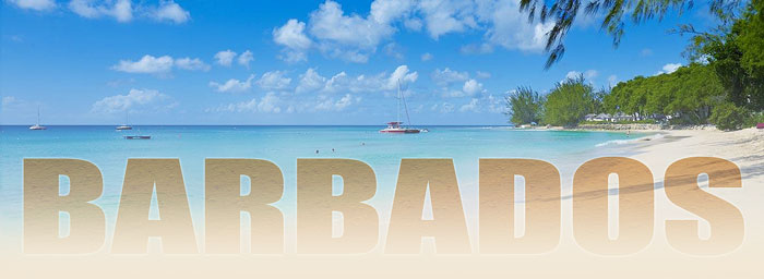 The beautiful island of Barbados where Lloyd Wilson is from